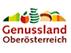 Genussland OÖ Logo